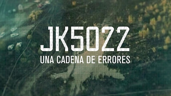 Accidente De Barajas JK5022