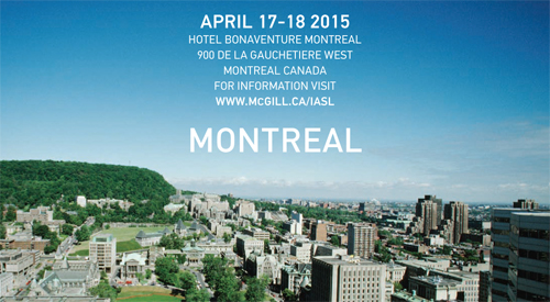 2015 Iasl Liability April Conference
