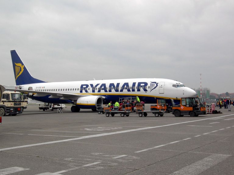 Accidente Autobus Ryanair