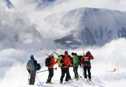 Three Spaniards Dead In The Swiss Alps Due To An Avalanch
