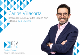 Carlos Villacorta Named In The 2021 Best Lawyers Ranking!